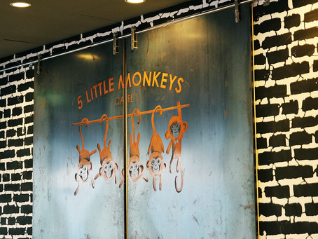 5 Little Monkeys: Really good Peranakan food and a surprising