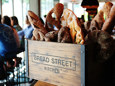 Bread Street Kitchen Singapore