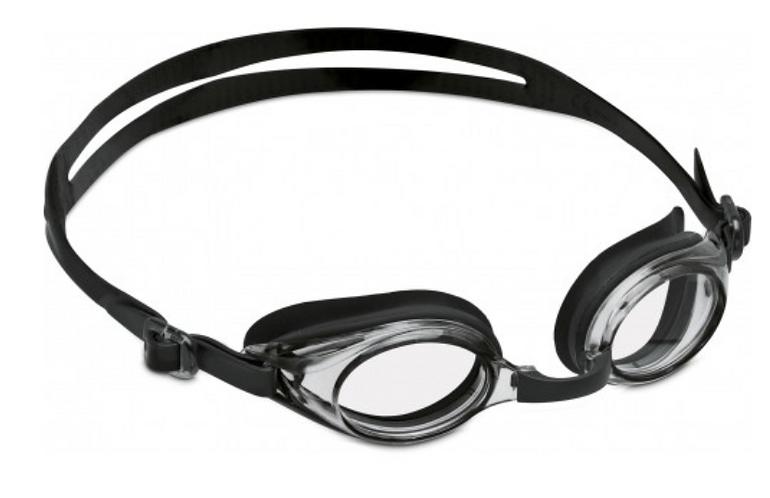 Volwassen zwembril op sterkte