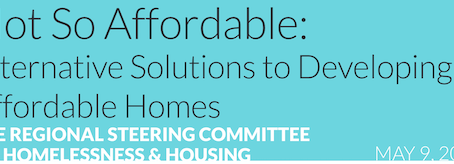 Alternative Solutions to Developing Affordable Homes