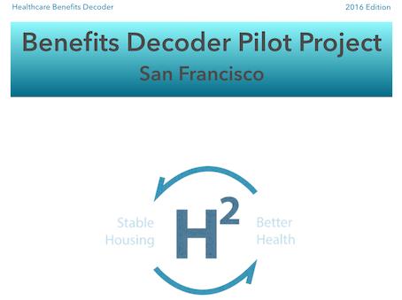 San Francisco Benefits Decoder