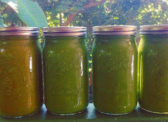 Supergreens Volcano Medicine Smoothie*