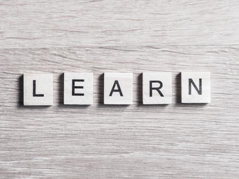 Lifelong learning Part 1