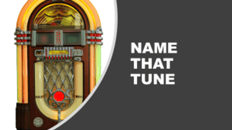 Name that tune sign