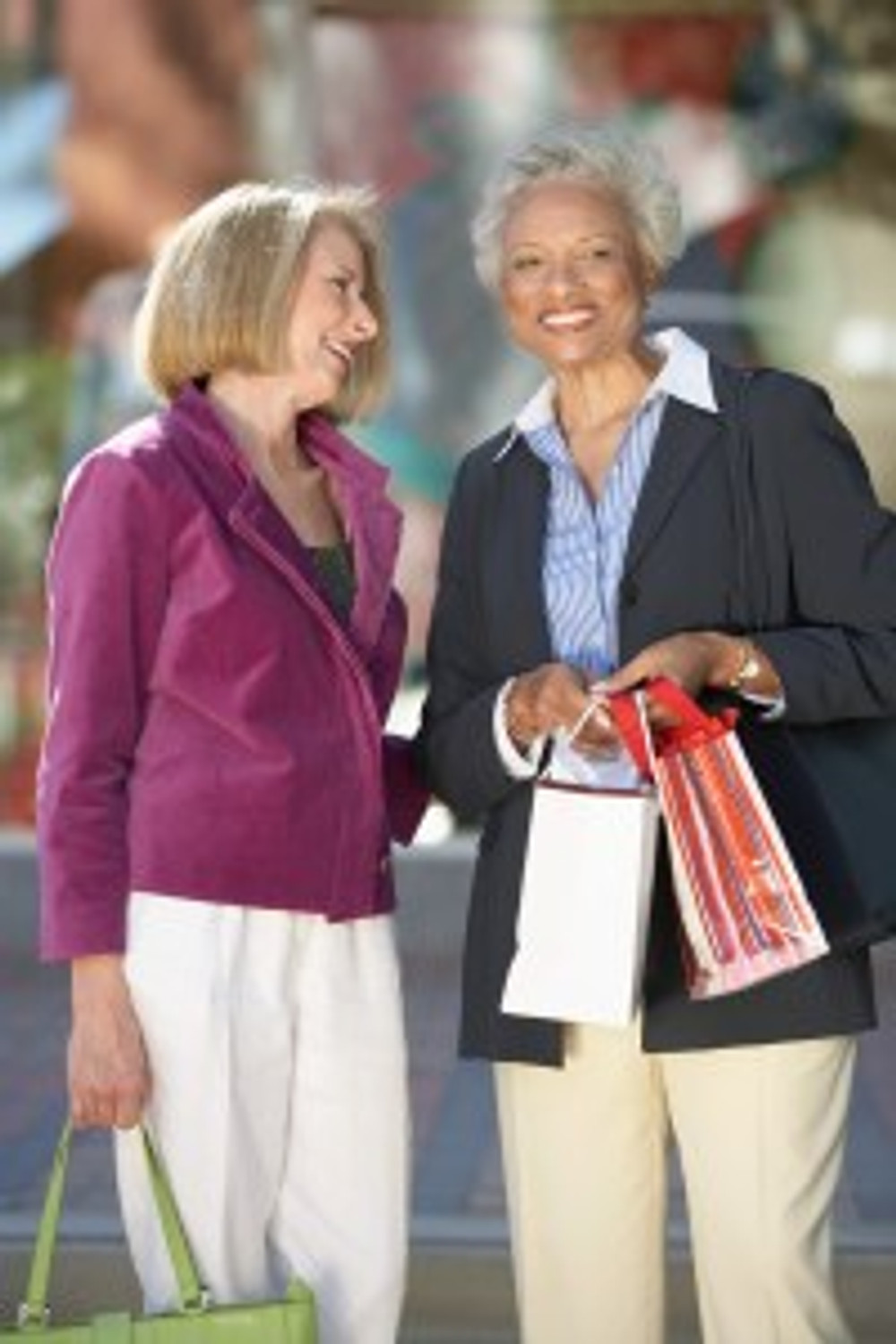 Women on Shopping Trip
