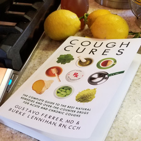 Cough relief: the old-fashioned way