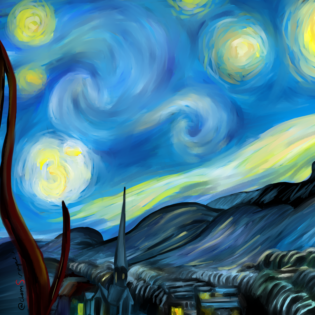 Starry Starry Nitride
