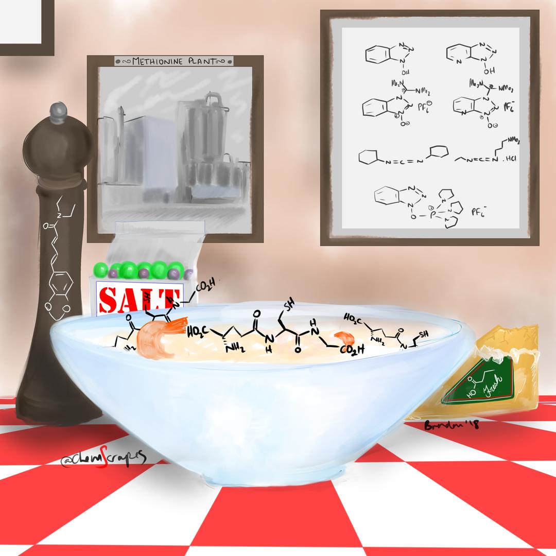 Peptides Aglio Oligo