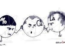 The Three Chem Stooges