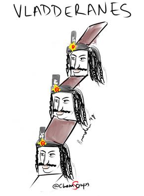 Vladderanes