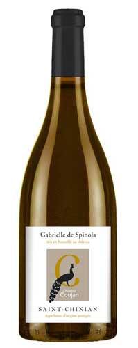 Vin__Chateau_coujan__gabrielle_de_spinol