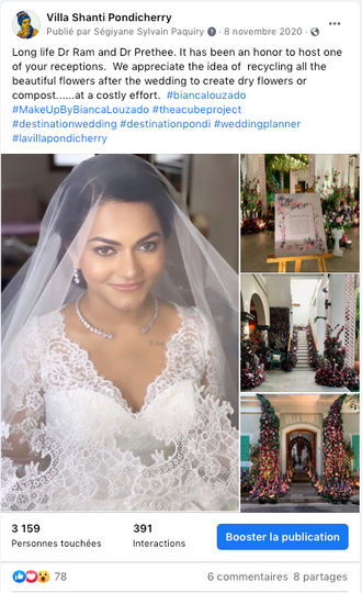 Facebook Villa Shanti - Wedding at Villa Shanti