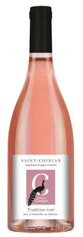 Vin__Chateau_coujan__rose_tradition__AOP