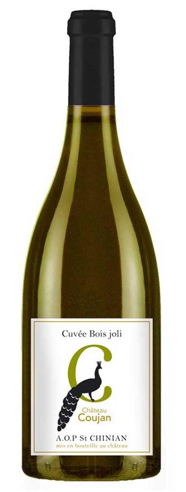 Vin__Chateau_coujan__bois_joli__blanc__A