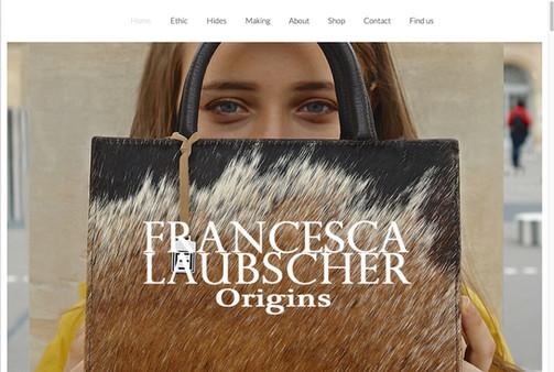 FL Origins. Site Web