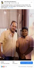 Facebook Villa Shanti - Honoured by visitor