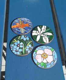 Coaster Wildflowers all four.jpg