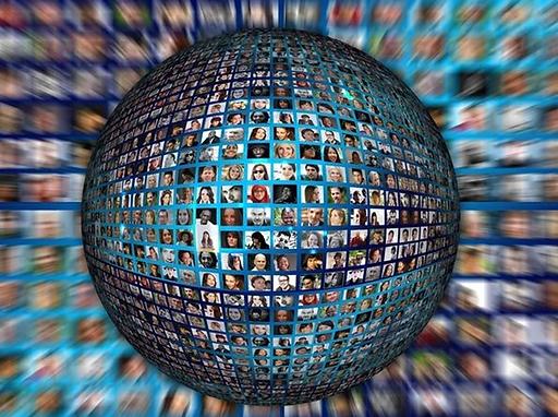 グローバル社会のイメージ