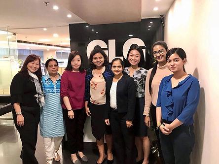 GLGの社員たち