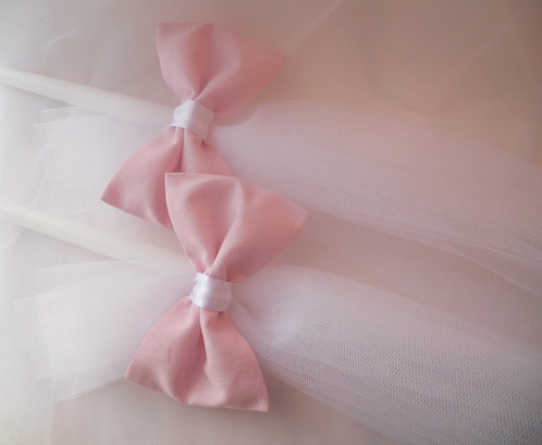 Simple Bows small candles