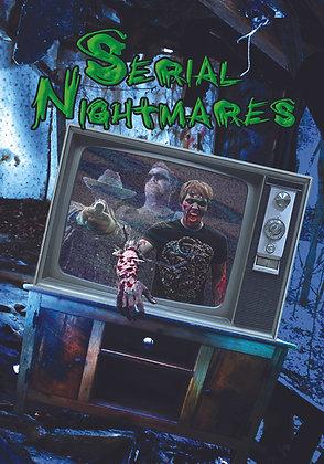 Serial Nightmares DVD