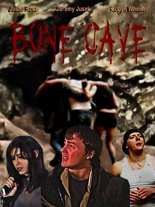 Bone Cave DVD