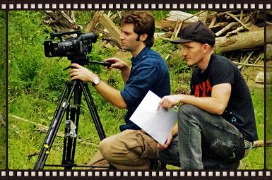 On the Set of Hippie Dead with Sean Eaton, Matthew Brooks