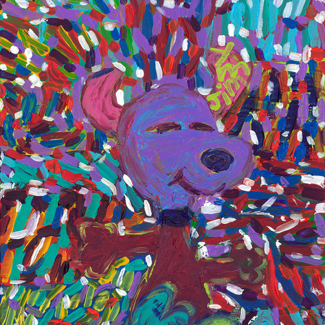 Happy SOLD Available in Print
