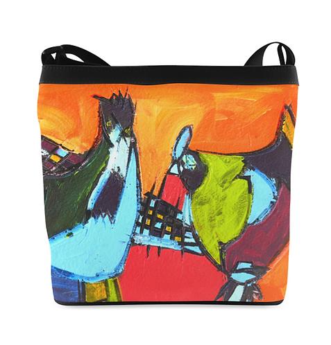 Jimmy Reagan Crossbody Bag -Two Styles