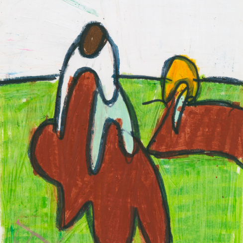 """""""Workers in the Field"""" - Original Available"""