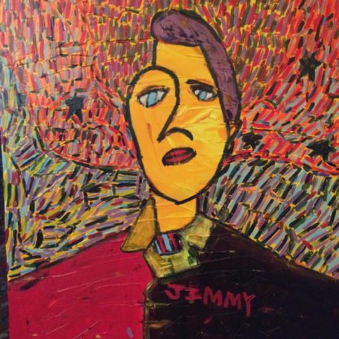 """""""Vincent"""" - SOLD"""