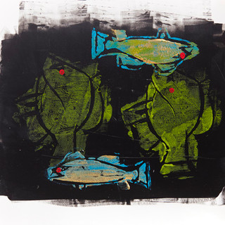 Black Fish 2 - SOLD Available in print