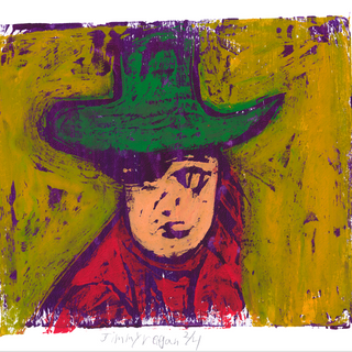 """""""Cowboy"""" 2/4 SOLD Available in Print"""