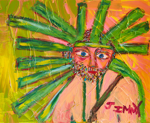 """""""Benji"""" SOLD Available in Print"""