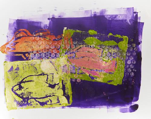 Purple Fish 2