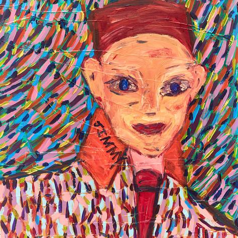 """Loving Vincent"" Original Available"