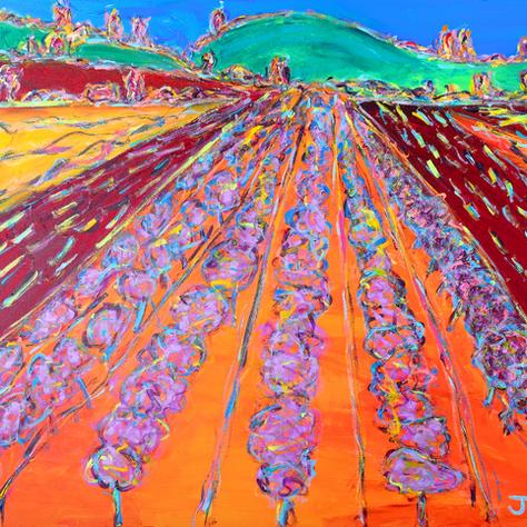 """""""Farm Landscape"""""""