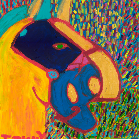 The Horse - SOLD Available in Print