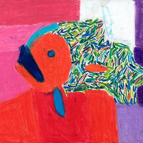 Orange Fish - Available