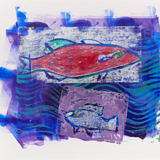 Blue Fish 3