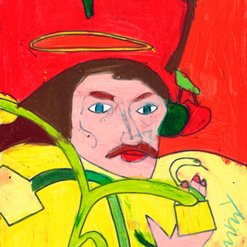 """Gauguin"" - Original Available"