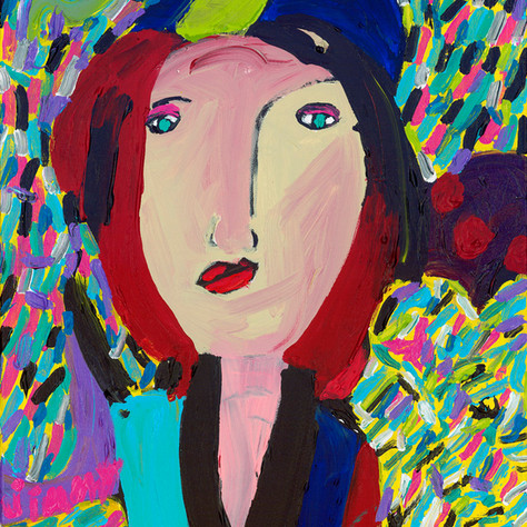 """""""Rosie"""" - SOLD Available in Print"""