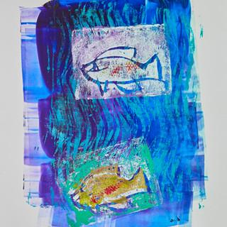 Blue Fish 2