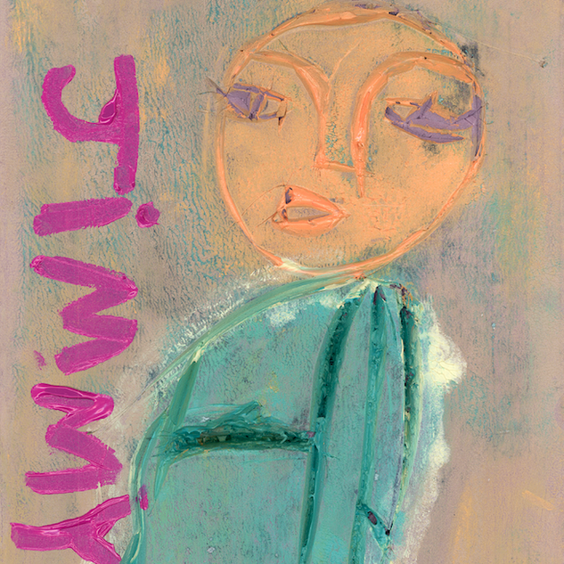 """Mom"" SOLD Available in Print"