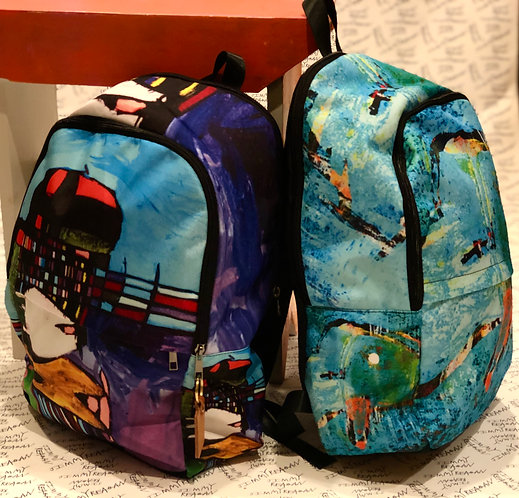 Jimmy Reagan Backpack SALE! Two Styles