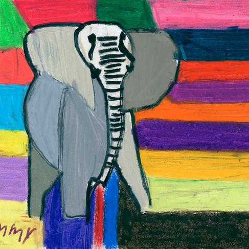 Vanessa the Elephant - Available