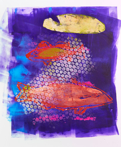 Purple Fish 3