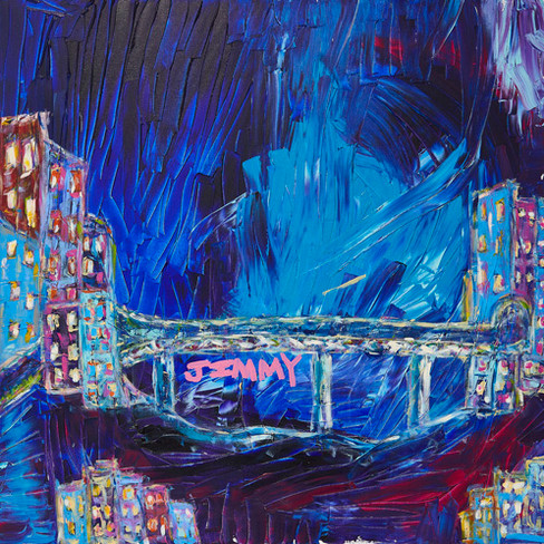 """""""The Bridge at Night"""" Available"""