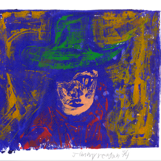 """""""Cowboy"""" 3/4 SOLD Available in Print"""