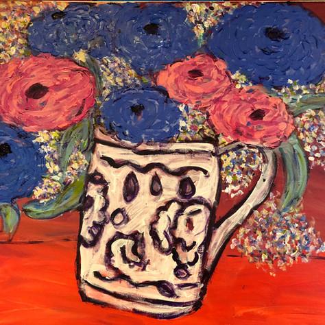 """""""Flowers in Pot"""""""
